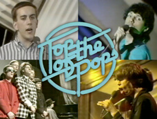 Top of the Pops poster