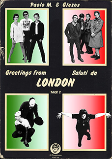 "Artwork ""Greetings from London take 2"""
