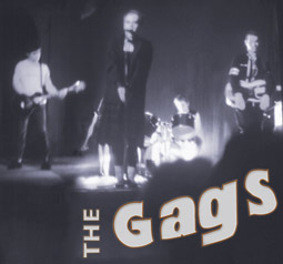 Link a pagina 'The Gags' gruppi
