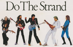 Roxy Music 'Do The Strand'