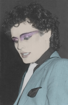 Adam Ant Cineteatro 17/10/1978