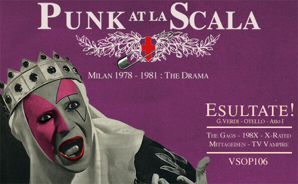 Punk At La Scala header